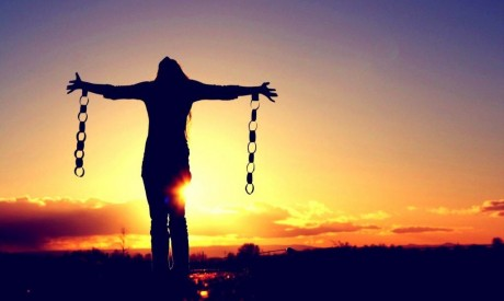 BREAKING THE CHAINS…